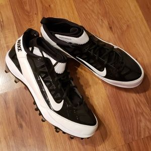 aa13f2dbb34 Nike Size 12 Arch Beam Propulsion Football Cleats